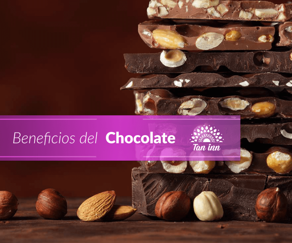 Beneficios del chocolate Tan Inn Blog