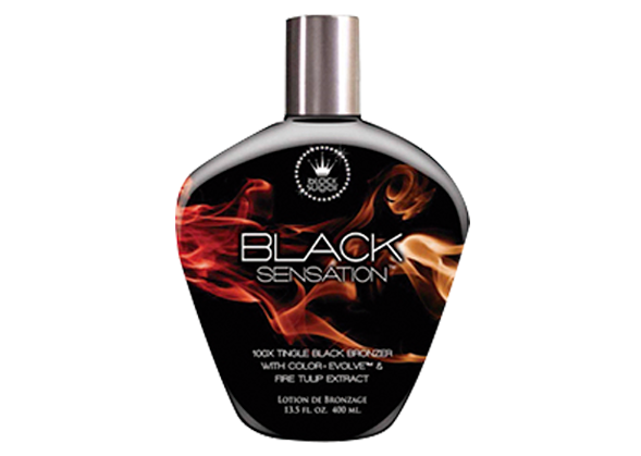 Bronceador Black Sensation Tan Inn