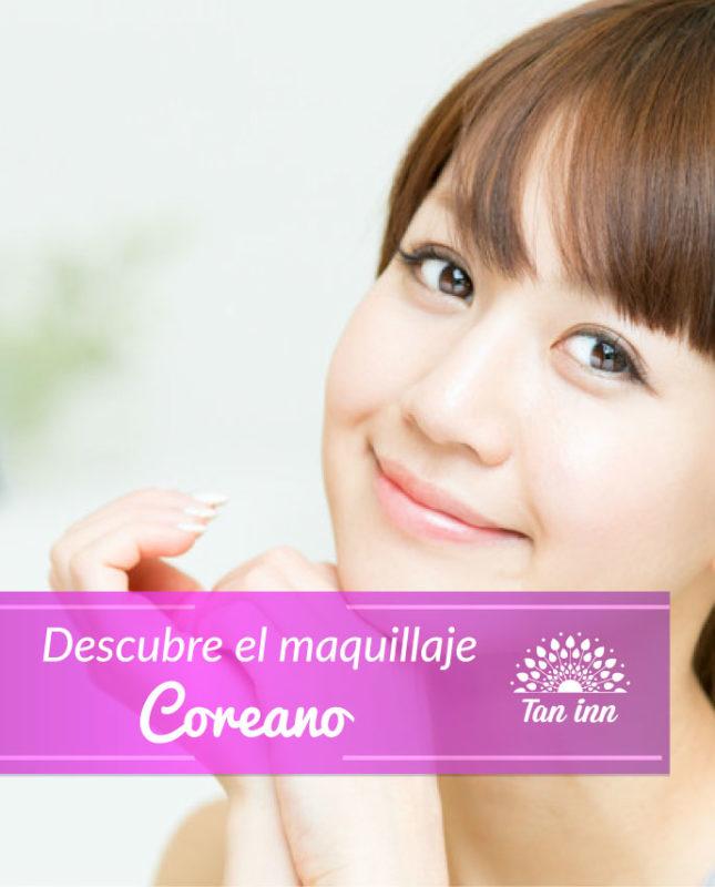 maquillaje estilo coreano